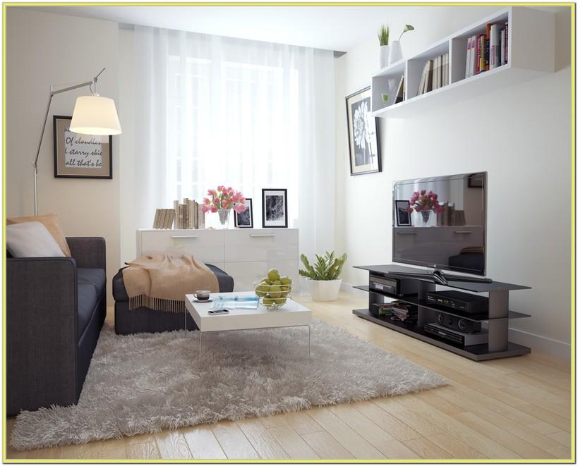 Decorating A Living Room With White Carpet