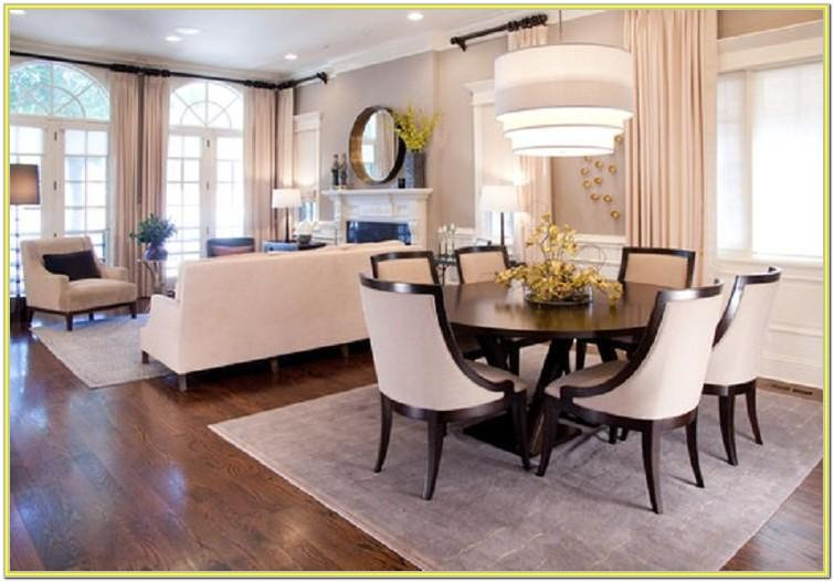 Decorating A Small Living Dining Room