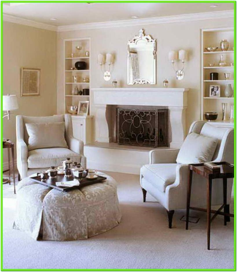 Decorating A Small Living Room With Fireplace