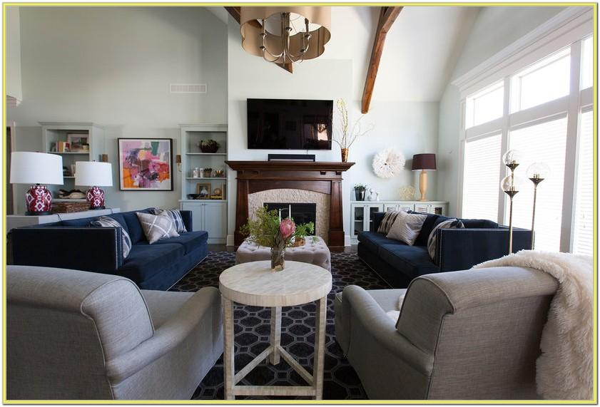 Decorating An Open Kitchen Living Room