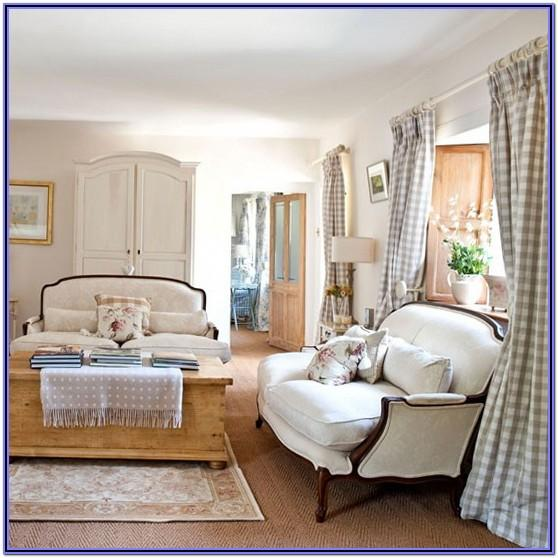 Decorating French Country Style Living Room