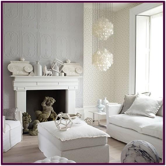 Decorating Ideas For Gray And White Living Room