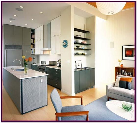 Decorating Ideas For Living Room And Kitchen