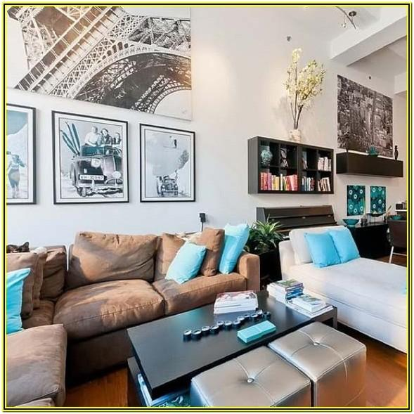 Decorating Ideas For Living Room Apartment