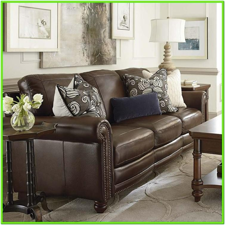 Decorating Ideas For Living Room With Brown Leather Couch