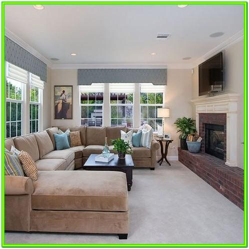 Decorating Ideas For Living Rooms With Sectionals