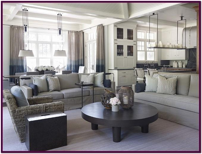Decorating Ideas For Open Concept Living Room Dining Room And Kitchen