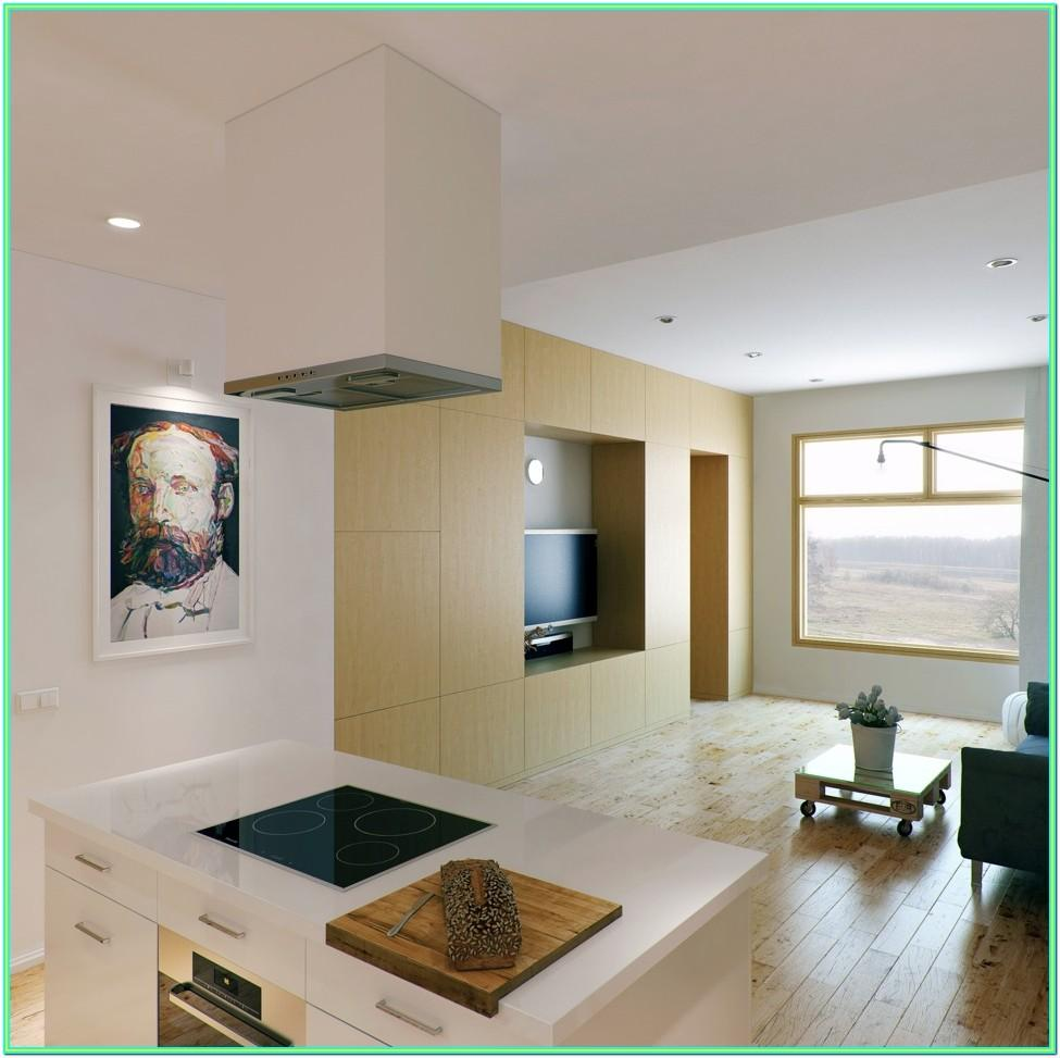 Decorating Ideas For Open Plan Kitchen Living Room