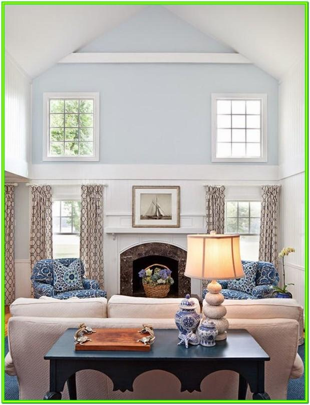 Decorating Ideas For Small Living Room With High Ceilings