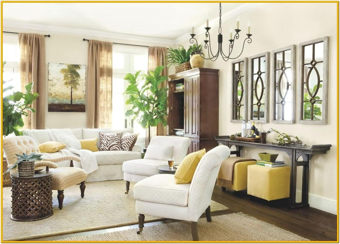 Decorating Large Living Room Wall Ideas