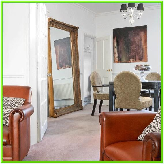 Decorating Large Mirrors Living Room