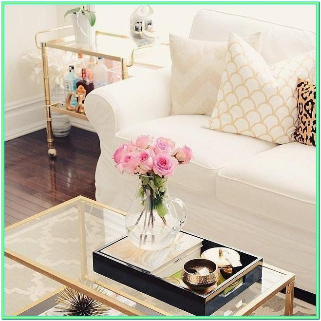 Decorating Living Room Table Ideas