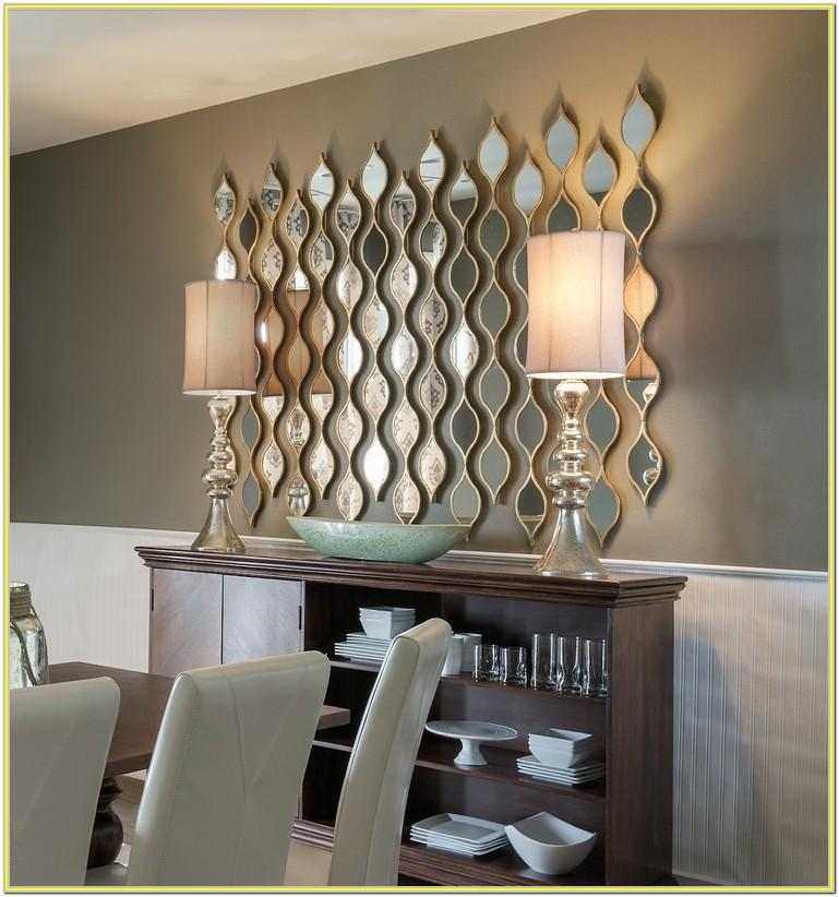 Decorating Living Room Walls With Mirrors