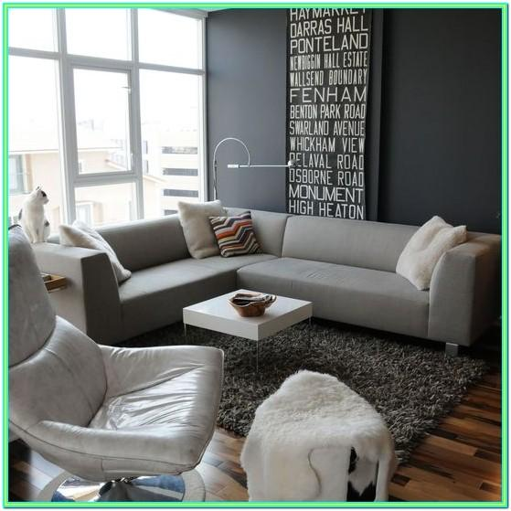 Decorating Living Room With Gray