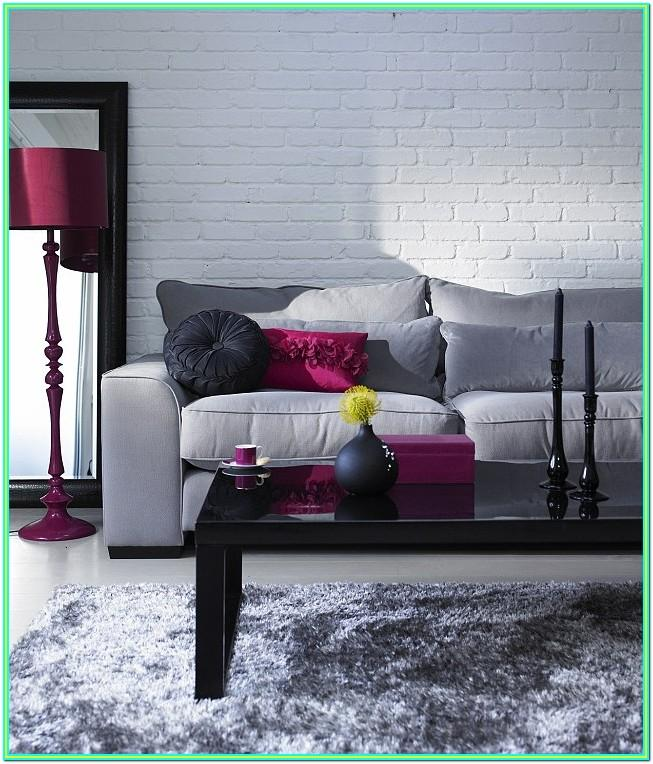 Decorating Living Room With Grey Sofa