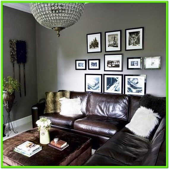 Decorating Living Room With Grey Walls