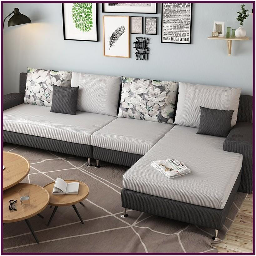 Decorating Living Room With L Shaped Sofa