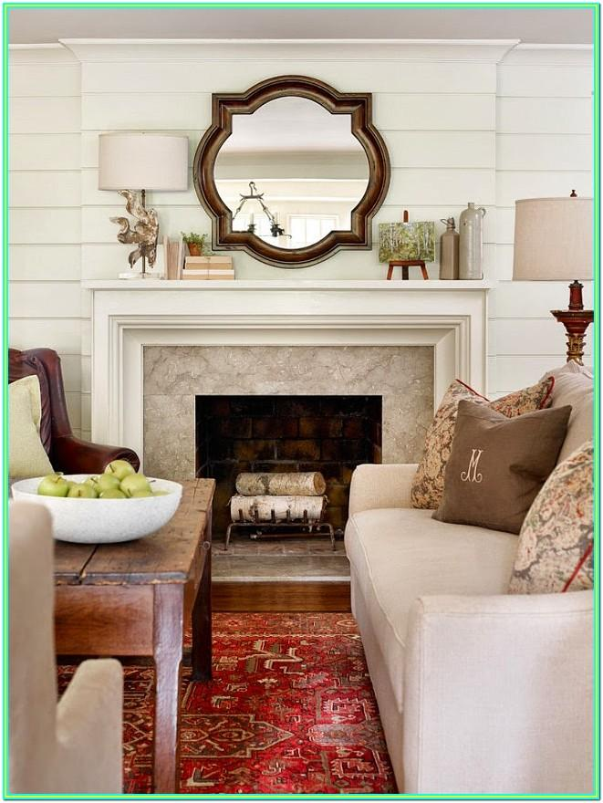 Decorating Living Room With No Fireplace