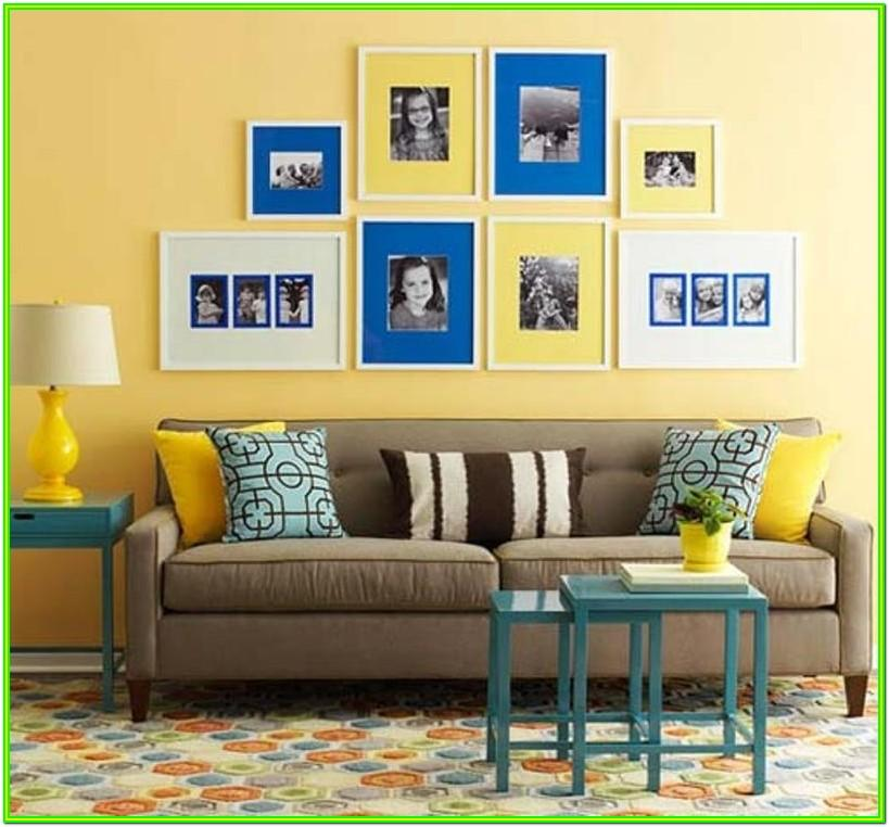 Decorating Living Room With Pale Yellow Walls