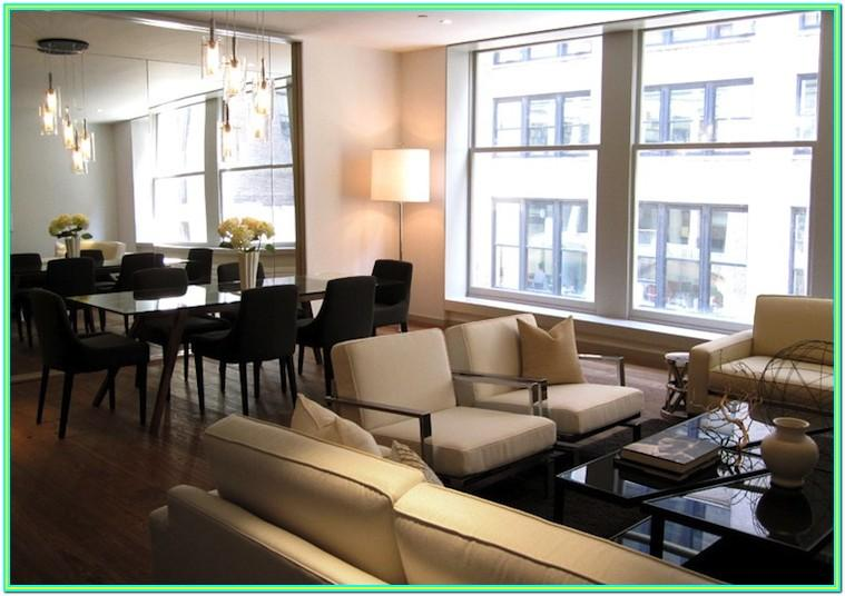 Decorating Open Plan Living Rooms