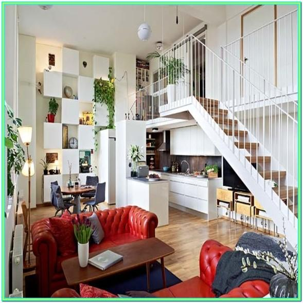 Decorating Small Apartment Living Rooms