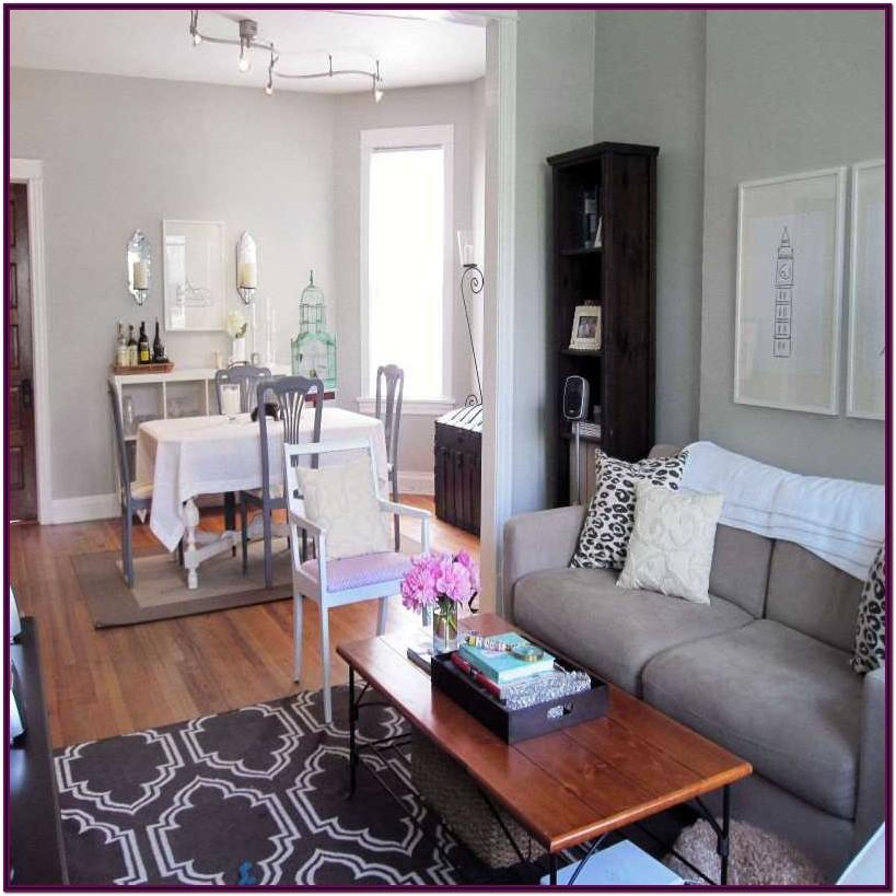 Decorating Small L Shaped Living Room