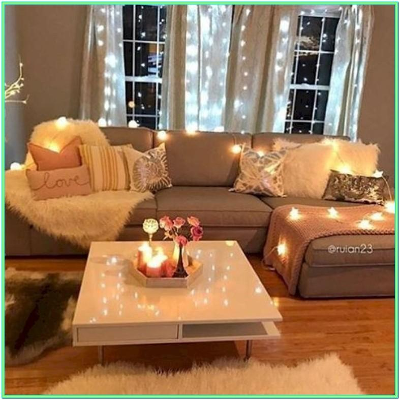 Decorating Small Living Rooms On A Budget