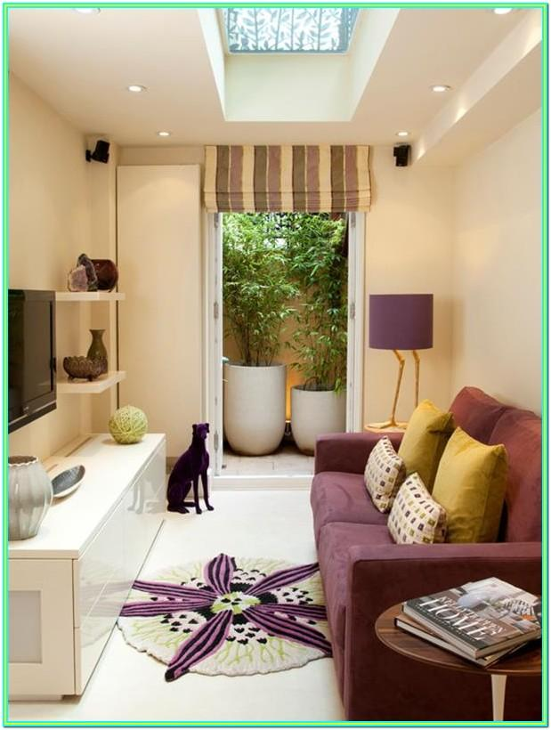 Decorating Tips Small Living Rooms