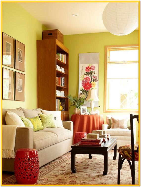 Decorating With Lamps In The Living Room