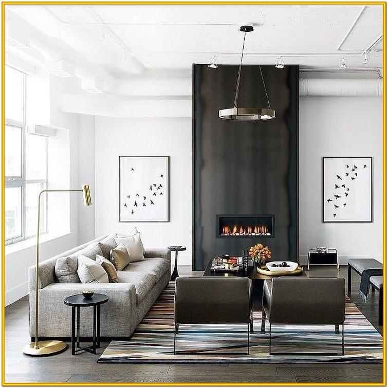 Decorations For Modern Living Room