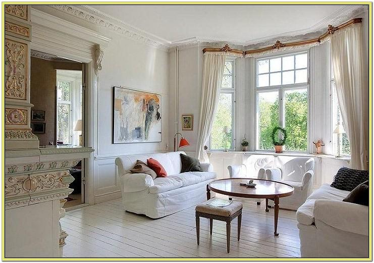 Designing A Living Room With A Bay Window