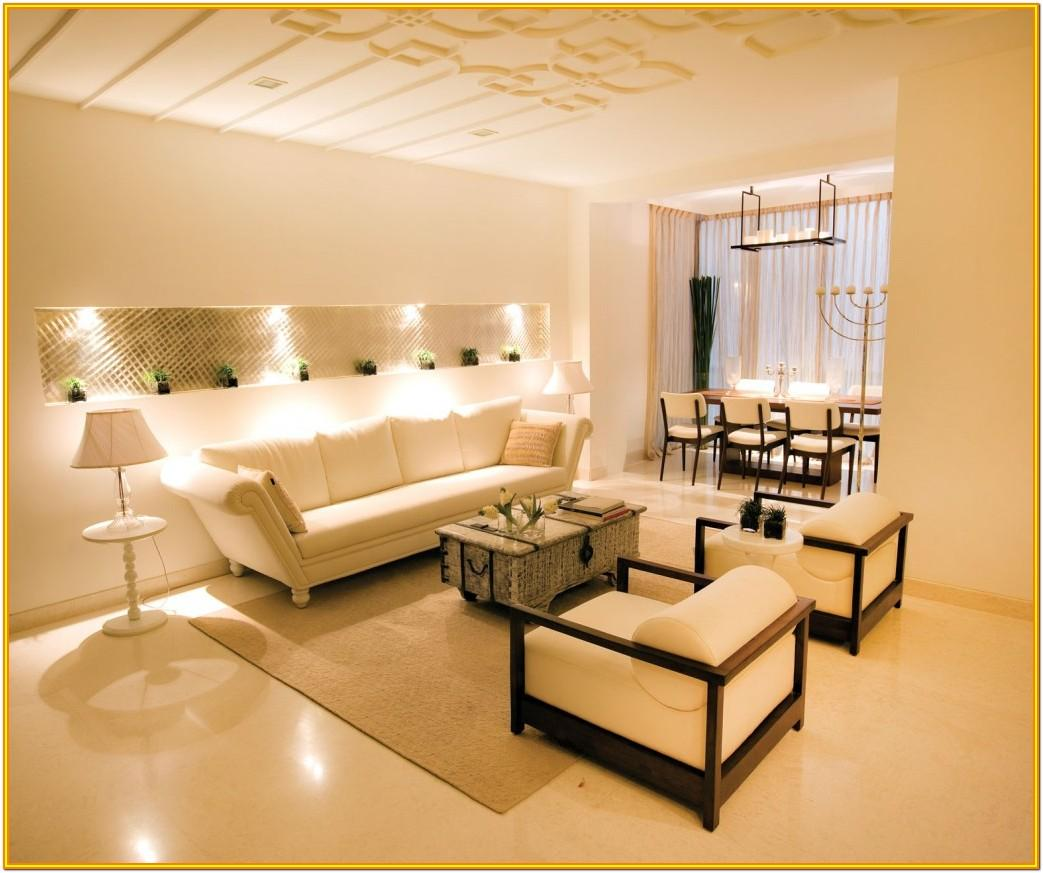 Designs For Living Room India