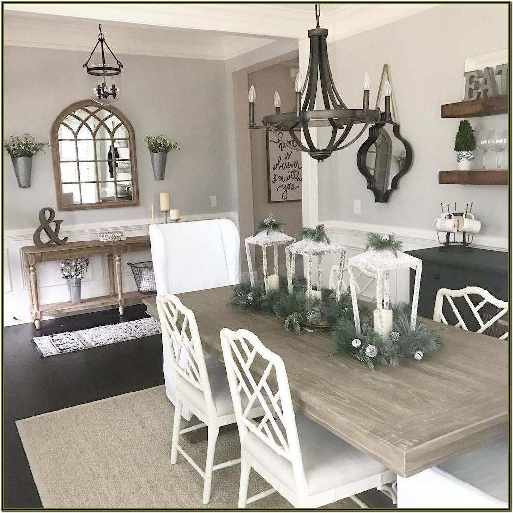 Dining And Living Room Wall Decor Ideas