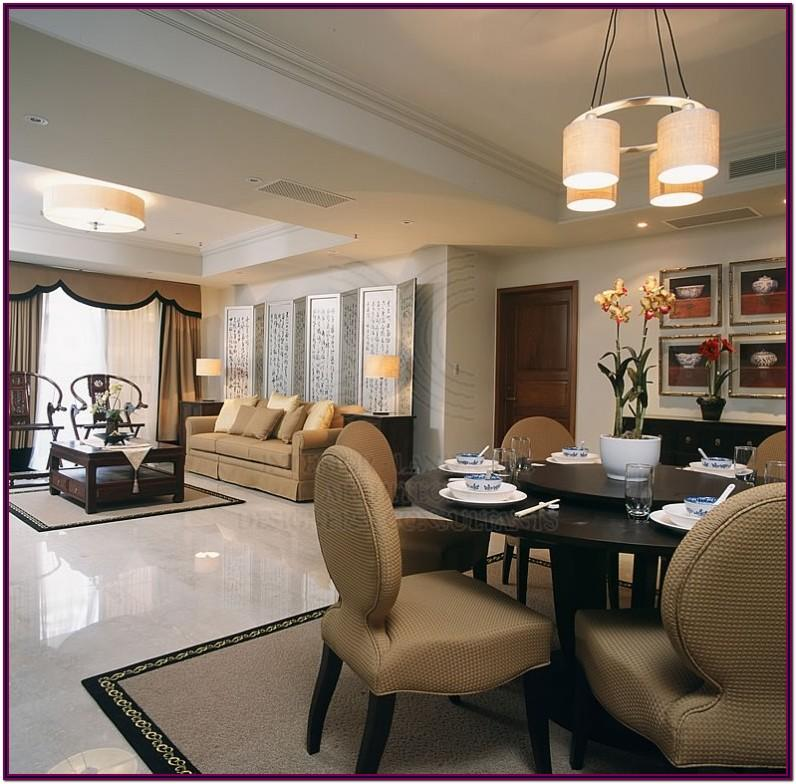Dining Room Living Room Combination Decorating Ideas