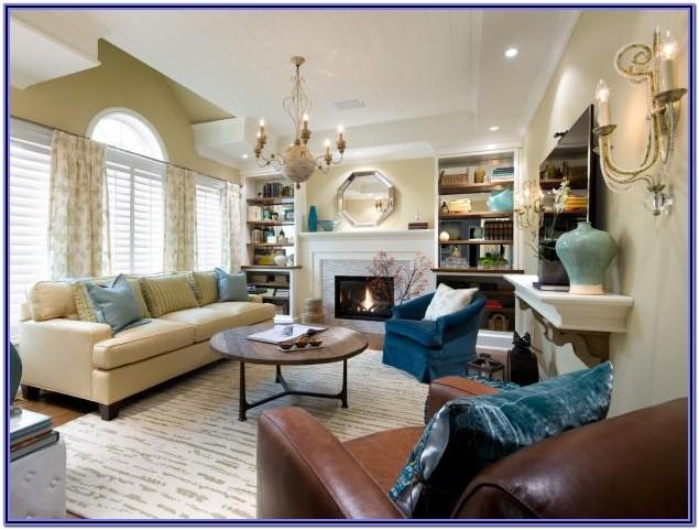 Feng Shui Living Room Decorating Ideas