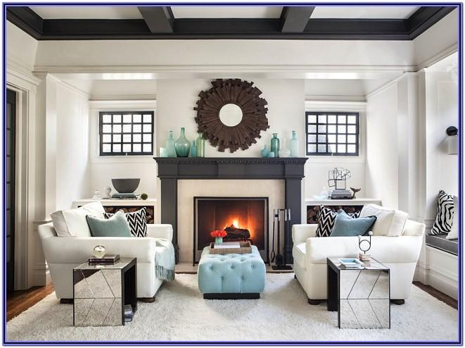 Fireplace Living Room Decorating Ideas