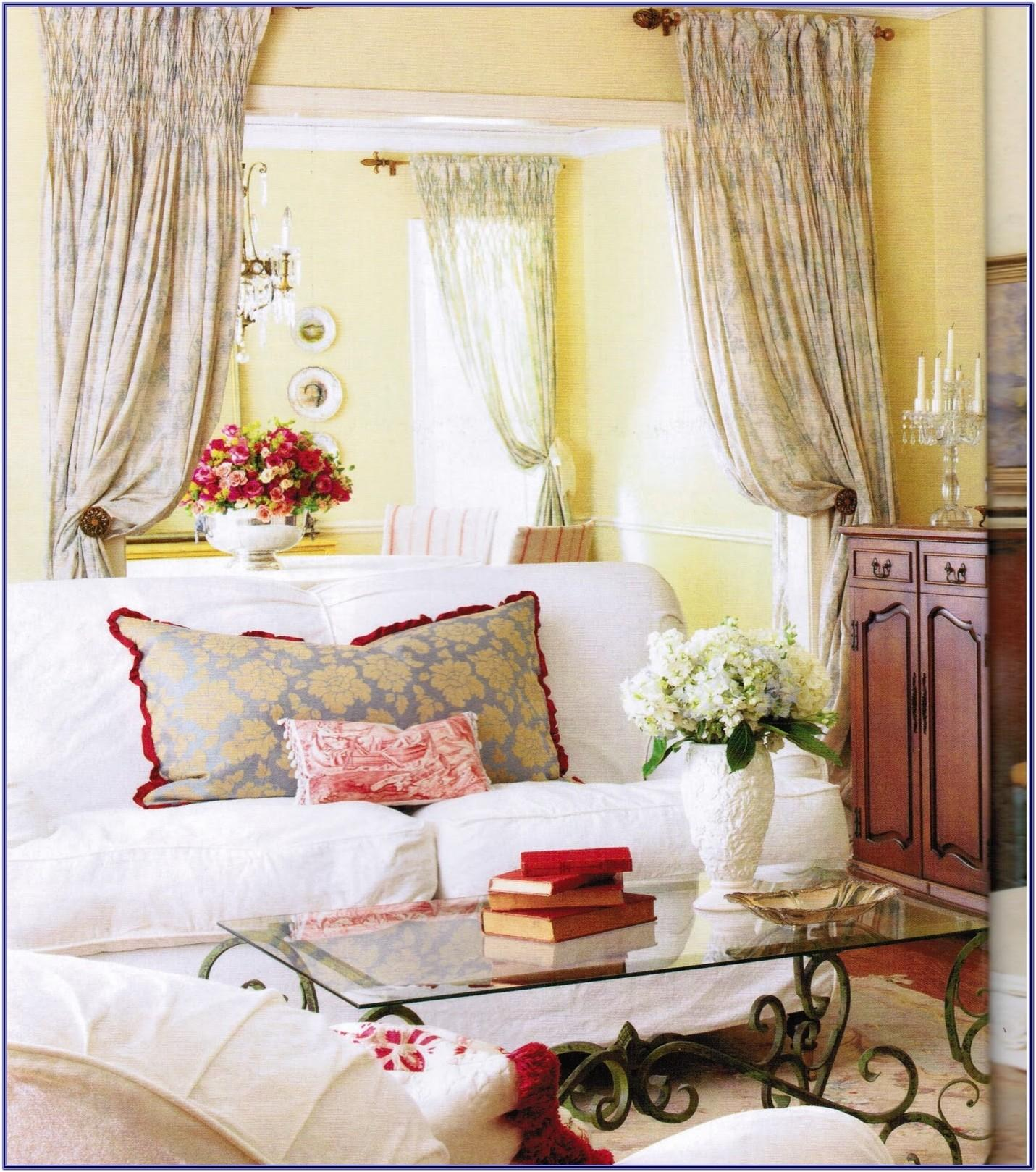 French Country Decor Living Room