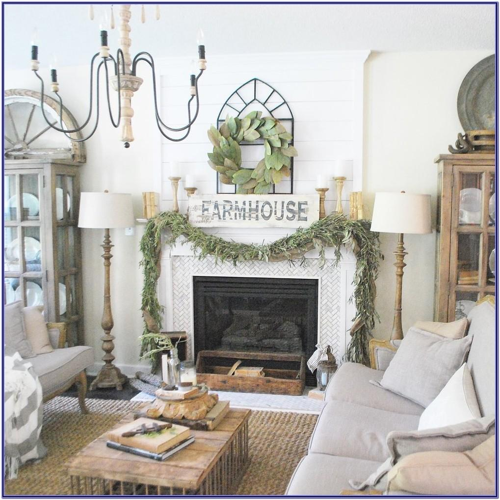 French Farmhouse Decor Living Room
