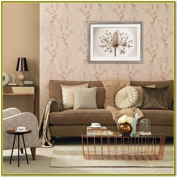 Gold And Brown Living Room Decor