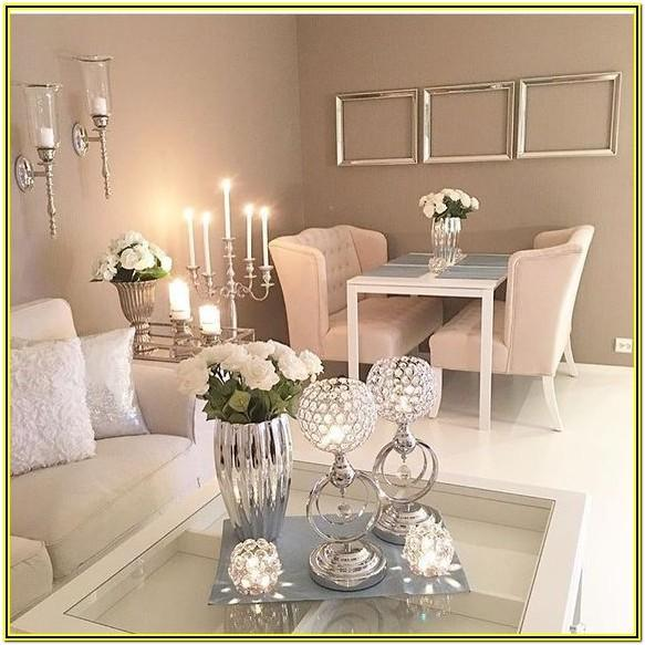 Gold And Grey Living Room Accessories