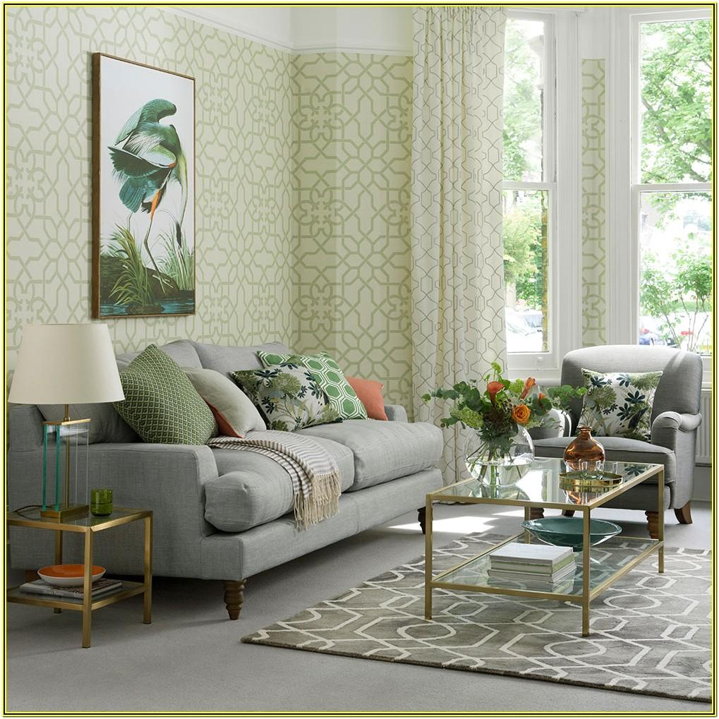 Green And Grey Living Room Decorating Ideas