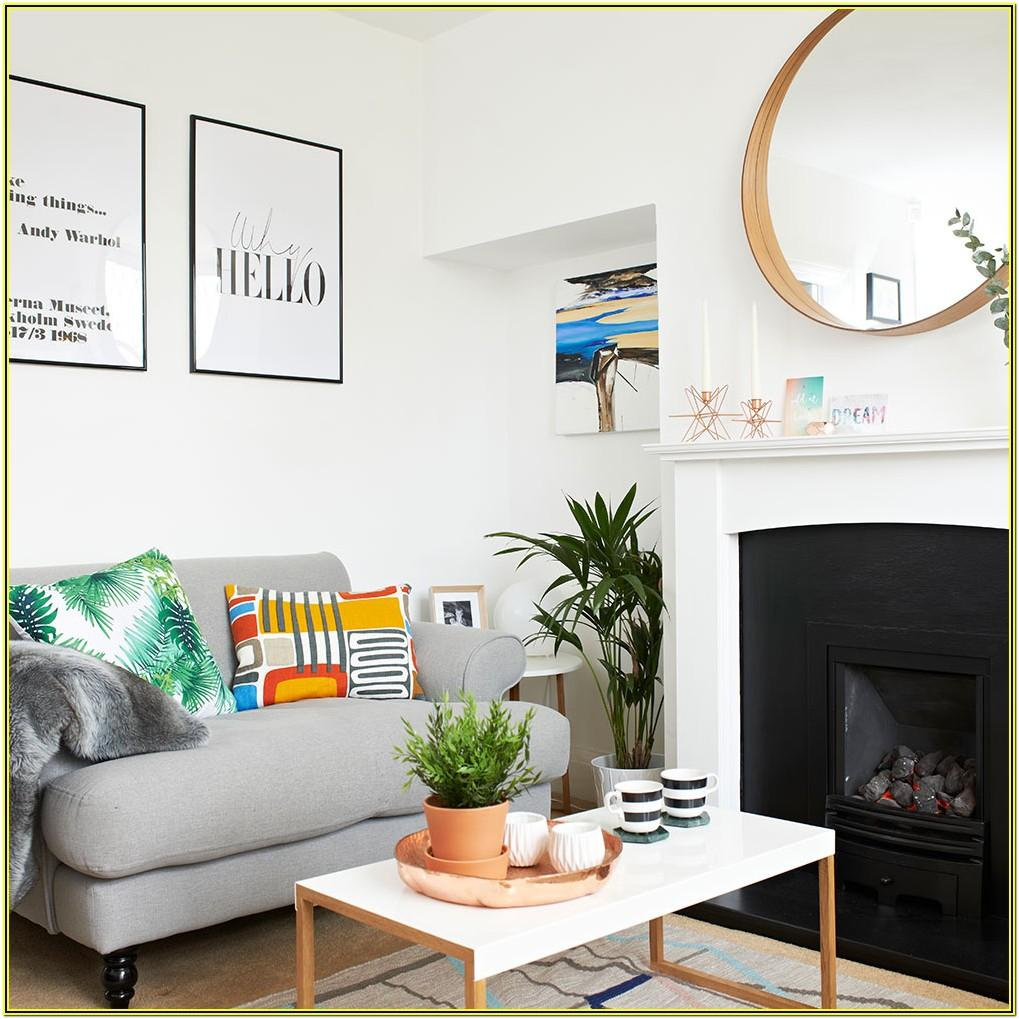 Grey And White Living Room Ideas Uk