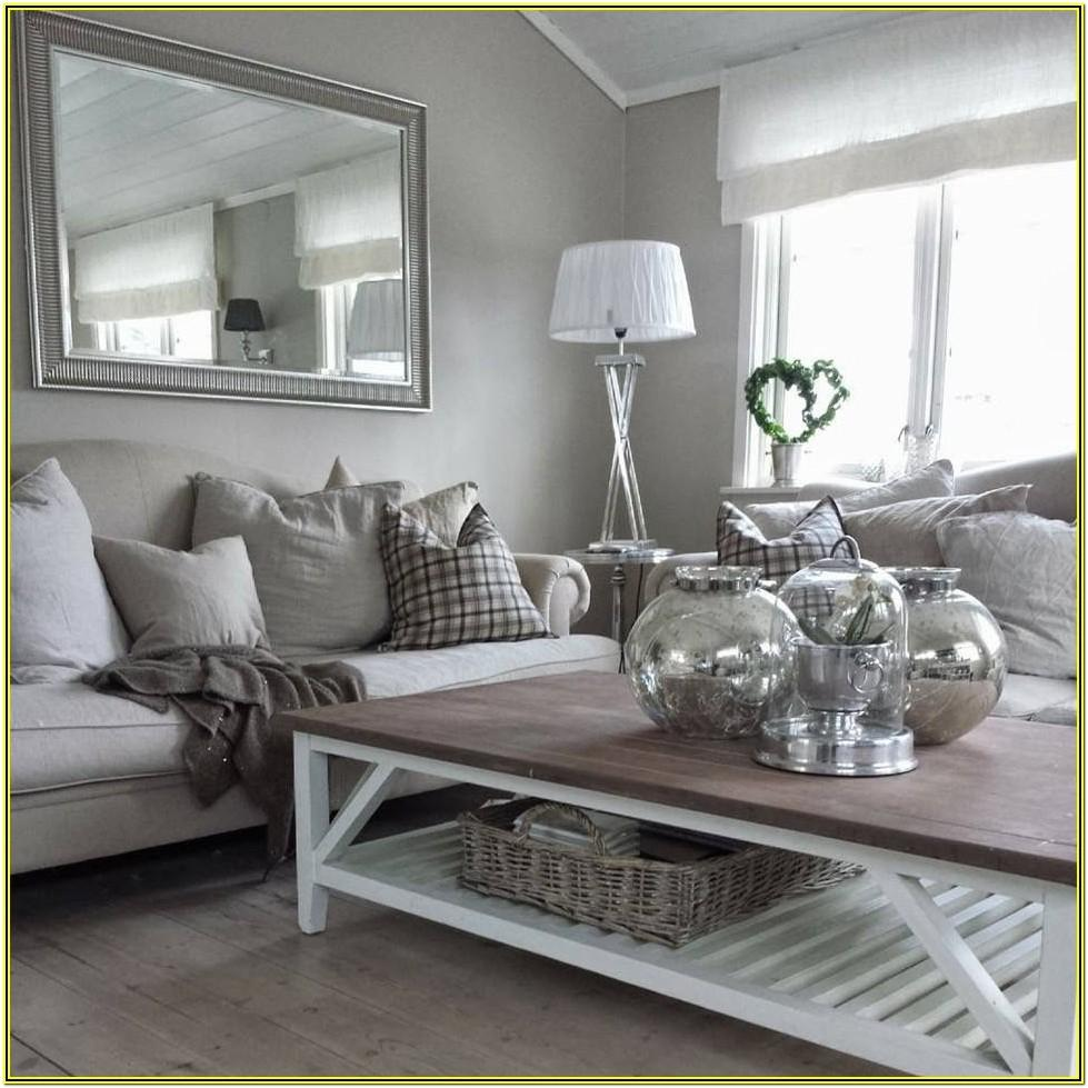 Grey And White Living Room Theme