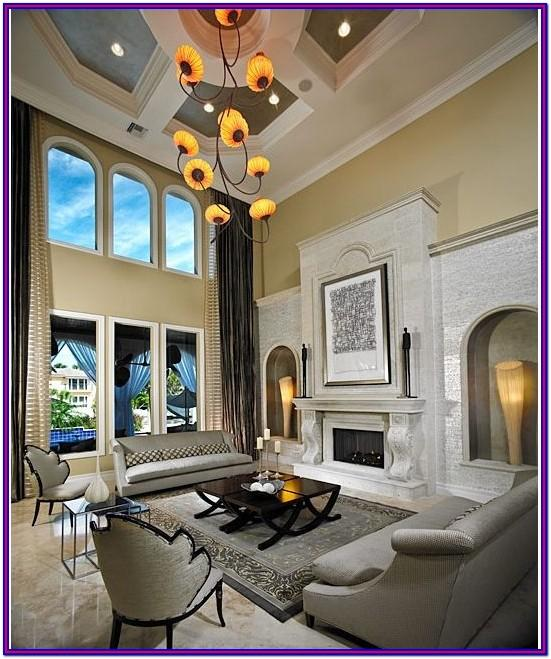 Hanging Ceiling Decorations For Living Room