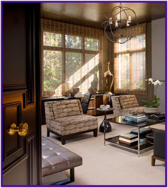 Hollywood Living Rooms Decor