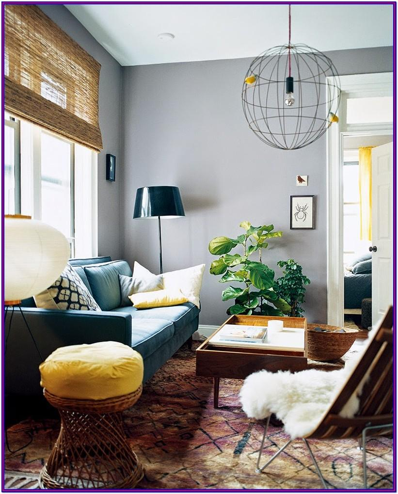Home Decor Grey Walls Living Room