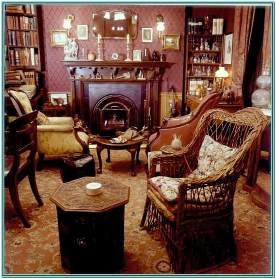 Home Decor Living Room Sherlock Holems