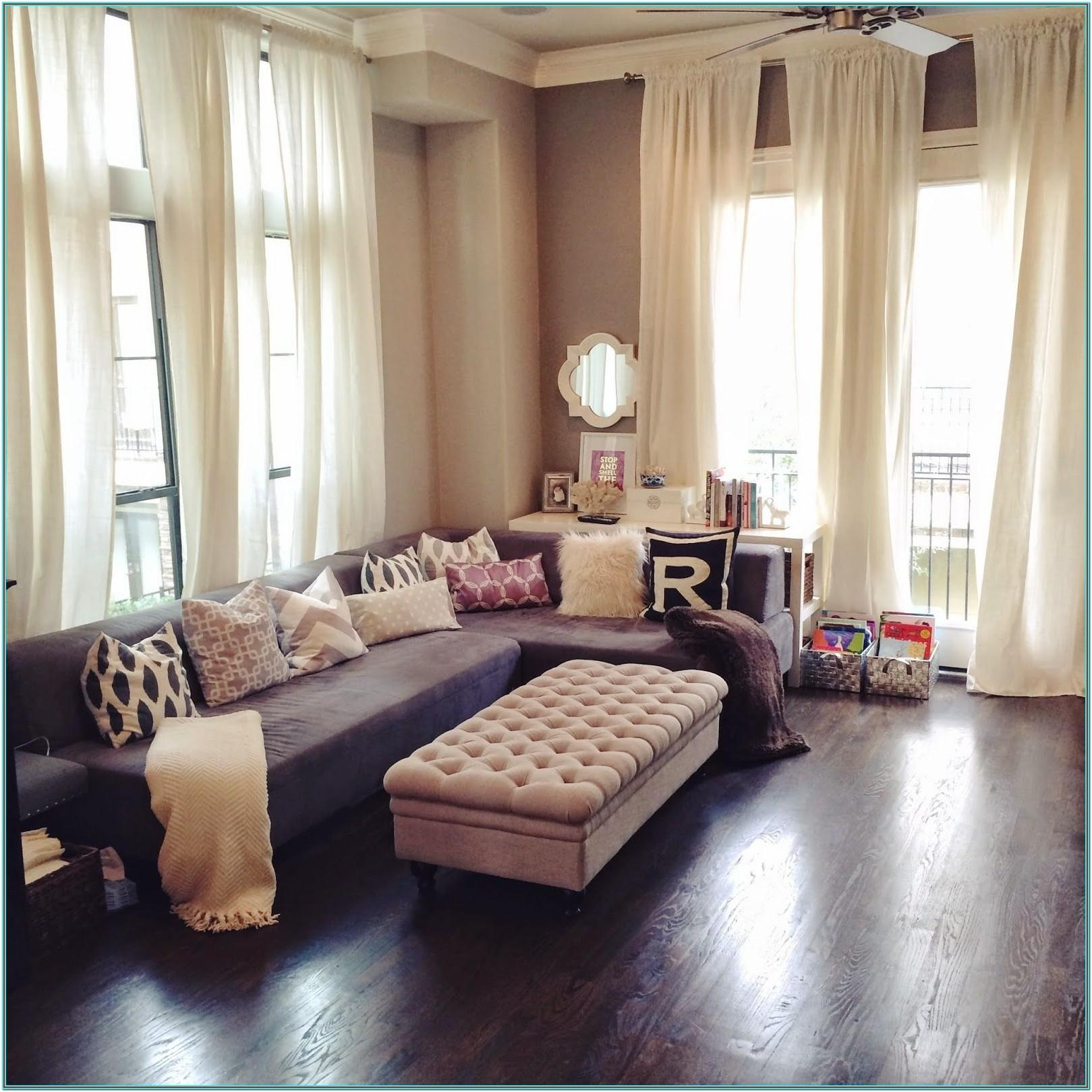 Home Decorating Curtains Living Room