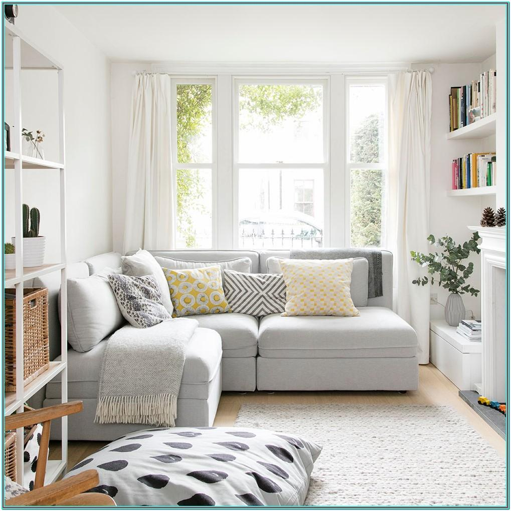 Hot To Decorate A Small Living Room
