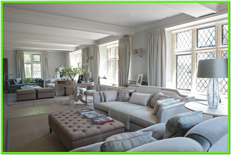How To Decorate A Square Shaped Living Room